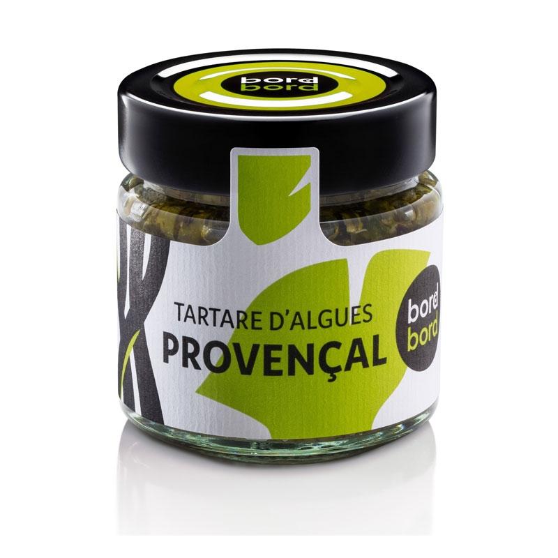 TARTARA di ALGHE sapore provenzale - 110g - vasetto