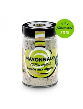 Maionese vegetale alle alghe - 170g - vasetto - BIO