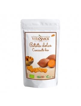 patata dolce disidratata croccante Vitasnack