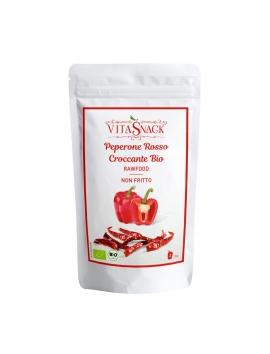 peperone dolce disidratato croccante Vitasnack