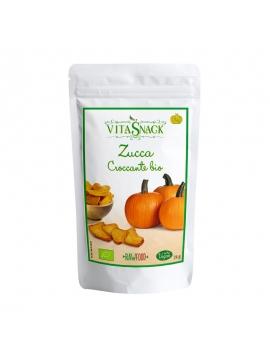 zucca disidratata croccante Vitasnack