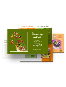 """Raccolta di ricette """"The Crunchy Cookbook"""""""