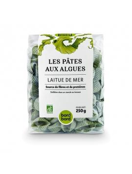 Pasta BIO alle alghe: Conchiglie alla lattuga di mare (250g)